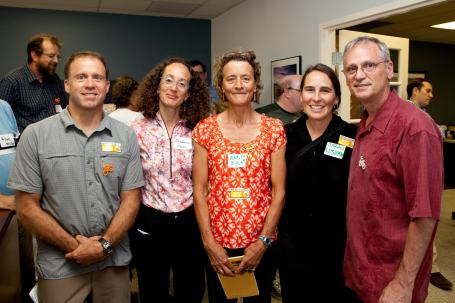 Photo by Congresswoman Pingree's staff.