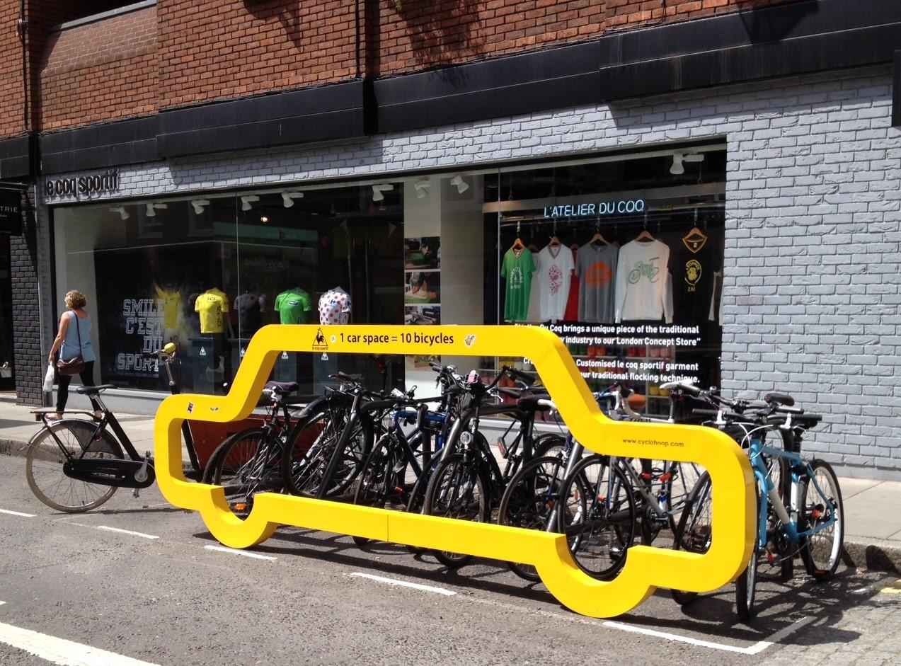 CarBikePort Rack - Photo Credit to Cyclehoop (2)